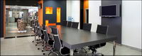 Modern fashion Conference Room picture material-1
